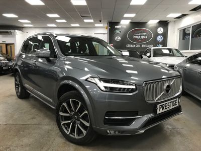 Volvo XC90 SUV 2.0 D5 PowerPulse Inscription Pro Auto 4WD (s/s) 5dr