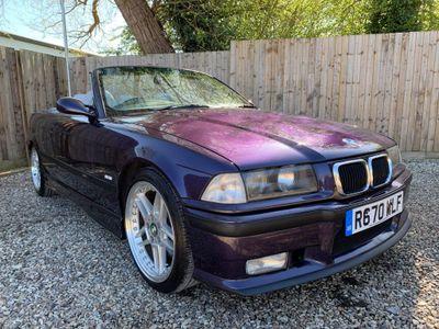 BMW M3 Convertible 3.2 Evolution 2dr