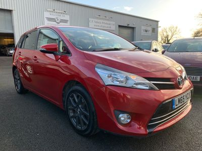 Toyota Verso MPV 1.8 V-matic Trend Plus Multidrive S 5dr