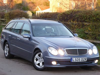Mercedes-Benz E Class Estate 3.2 E320 CDI Avantgarde 5dr (Euro 4)