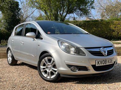 Vauxhall Corsa Hatchback 1.2 i 16v SXi 5dr
