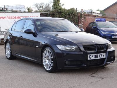 BMW 3 Series Saloon 2.0 320d Edition M Sport 4dr