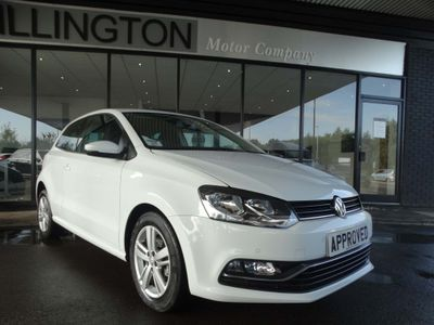 Volkswagen Polo Hatchback 1.0 Match (s/s) 3dr