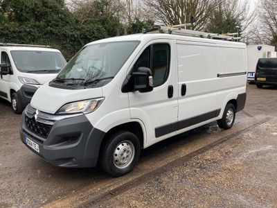 Citroen Relay Panel Van 2.2 HDi 35 L2 H1 EU5 5dr