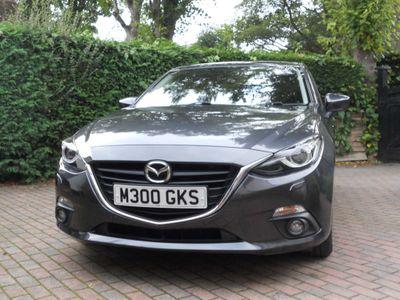 Mazda Mazda3 Hatchback 2.0 SKYACTIV-G SE-L Nav 5dr