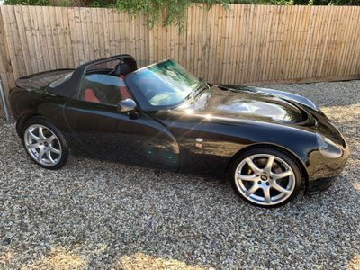 TVR Tamora Convertible 3.6 Sport Convertible, Come's with Cherish number (RB02TVR)