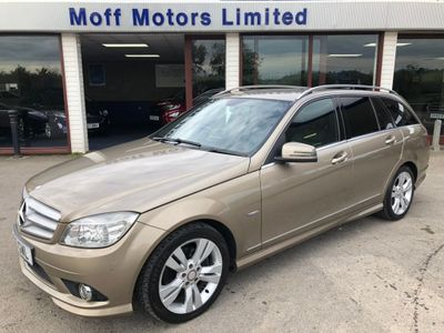 MERCEDES-BENZ C CLASS Estate 1.8 C250 BlueEFFICIENCY Elegance 5dr