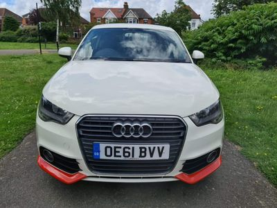 Audi A1 Hatchback 1.4 TFSI Competition Line S Tronic 3dr