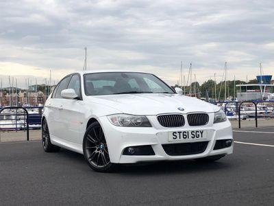 BMW 3 Series Saloon 2.0 318i Sport Plus 4dr