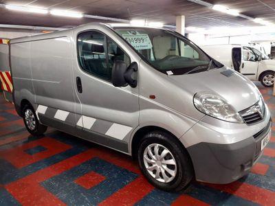 Vauxhall Vivaro Panel Van 2.0 CDTi eco FLEX 2900 Panel Van 5 Door
