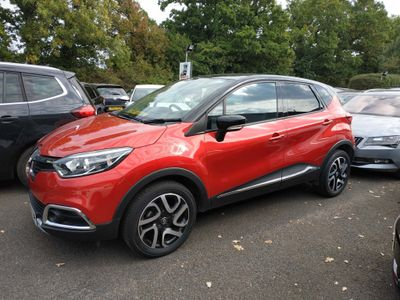 Renault Captur SUV 0.9 TCe ENERGY Signature Nav (s/s) 5dr