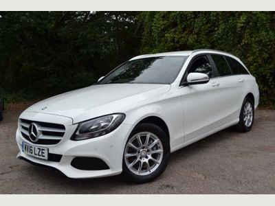 MERCEDES-BENZ C CLASS Estate 2.1 C220d SE (s/s) 5dr