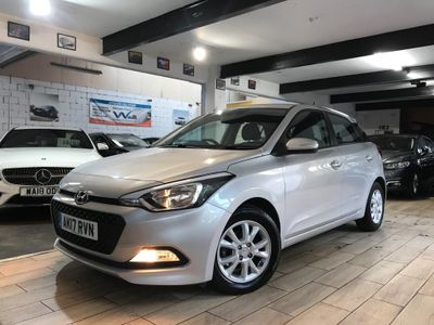 Hyundai i20 Hatchback 1.4 SE Auto 5dr
