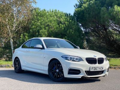 BMW 2 Series Coupe 3.0 M240i Coupe 2dr Petrol Auto (s/s) (340 ps)
