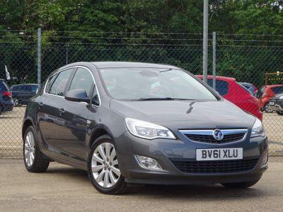 Vauxhall Astra Hatchback 1.6 16v Elite 5dr