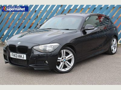 BMW 1 Series Hatchback 2.0 118d M Sport Sports Hatch 3dr