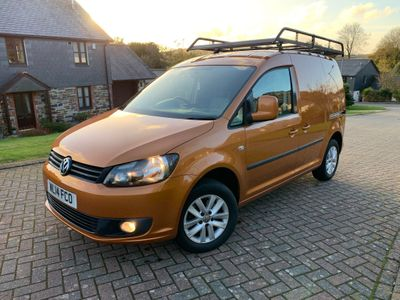 Volkswagen Caddy Panel Van 1.6 TDI BlueMotion Tech C20 Highline Panel Van 4dr