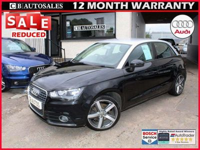 AUDI A1 Hatchback {Edition unlisted}