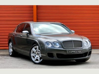Bentley Continental Saloon 6.0 W12 Flying Spur 4dr