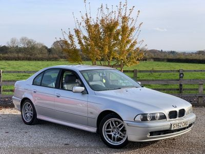 BMW 5 Series Saloon 2.2 520i ES SE 4dr