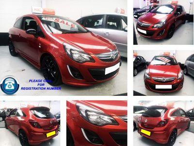 Vauxhall Corsa Hatchback 1.2 16V Limited Edition 3dr (A/C)