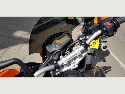 KTM Supermoto Super Moto 690 Supermoto