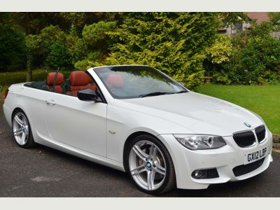 BMW 3 Series Convertible 3.0 335i Sport Plus DCT 2dr