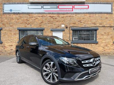 Mercedes-Benz E Class Estate 3.0 E400d All-Terrain Edition G-Tronic+ 4MATIC (s/s) 5dr
