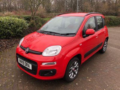 Fiat Panda Hatchback 1.2 8v Lounge (s/s) 5dr