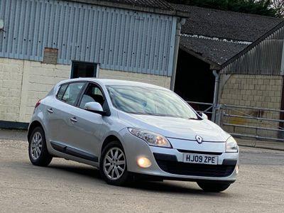 Renault Megane Hatchback 1.5 dCi Privilege 5dr
