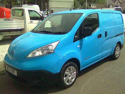 Nissan e-NV200 Panel Van Acenta Auto SWB N/A 5dr (Rapid Plus)