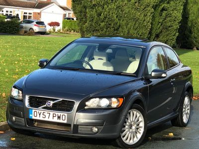 Volvo C30 Coupe 1.8 SE Lux 2dr