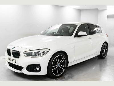BMW 1 Series Hatchback 1.5 118i M Sport Sports Hatch Auto (s/s) 5dr