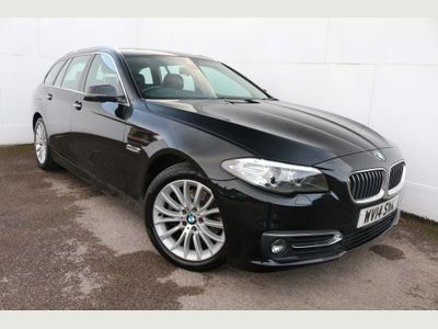 BMW 5 Series Estate 2.0 520d Luxury Touring 5dr