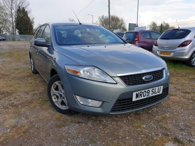 Ford Mondeo Estate 1.8 TDCi Zetec 5dr