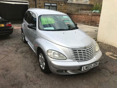Chrysler PT Cruiser Hatchback 2.0 Touring 5dr