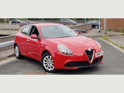 Alfa Romeo Giulietta Hatchback 1.6 JTDM-2 Giulietta TCT (s/s) 5dr