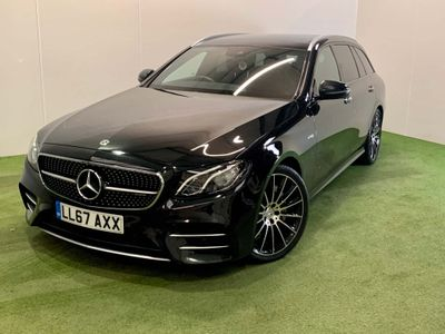 Mercedes-Benz E Class Estate 3.0 E43 V6 AMG (Premium) G-Tronic+ 4MATIC (s/s) 5dr