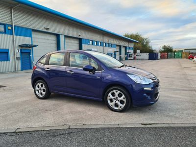 Citroen C3 Hatchback 1.6 VTi Exclusive Auto 5dr