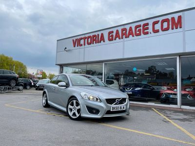 Volvo C30 Coupe 2.0 D4 R-Design Geartronic 3dr