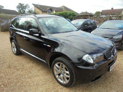 BMW X3 SUV 2.0 d M Sport 5dr