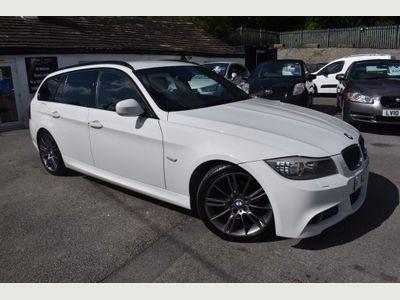 BMW 3 Series Estate 2.0 318i Sport Plus Edition Touring 5dr
