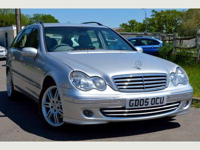 Mercedes-Benz C Class Estate 2.7 C270 CDI Elegance SE 5dr