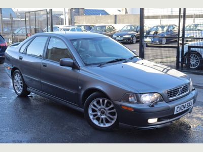 Volvo S40 Saloon 1.9 D Sport Classic 4dr