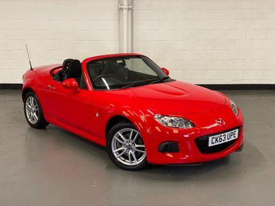 Mazda MX-5 Convertible 1.8i SE Roadster 2dr