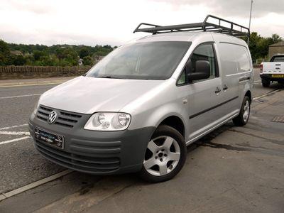 Volkswagen Caddy Maxi Panel Van 1.9 TDI Maxi 5dr