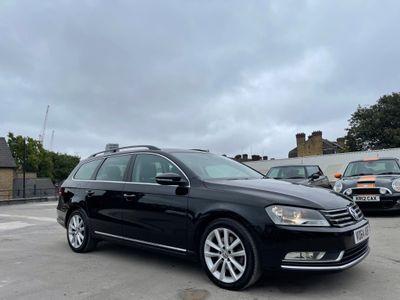 Volkswagen Passat Estate 1.6 TDI BlueMotion Tech Executive (s/s) 5dr