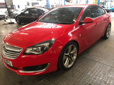 Vauxhall Insignia Hatchback 2.0 CDTi BiTurbo SRi VX Line Nav (s/s) 5dr