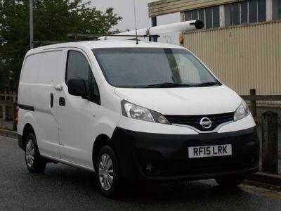 Nissan NV200 Car Derived Van 1.5 dCi Acenta SWB EU5 6dr