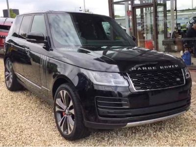Land Rover Range Rover SUV 5.0 P565 V8 SV Autobiography Dynamic Auto 4WD (s/s) 5dr